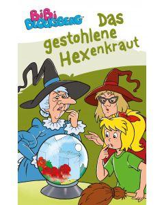 Bibi Blocksberg: Das gestohlene Hexenkraut
