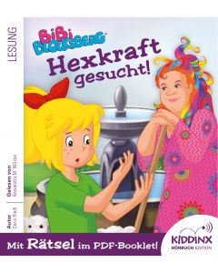 Bibi Blocksberg: Hörbuch Hexkraft gesucht!