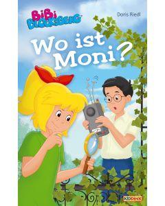Bibi Blocksberg: Wo ist Moni?