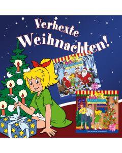 Bibi Blocksberg: 2er MP3-Box Verhexte Weihnachten