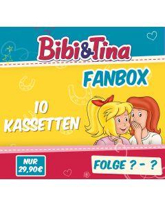 Bibi & Tina: 10er MC-Box  (Folge ? - ?)