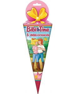 Bibi & Tina: Gefüllte Schultüte 5 tlg.