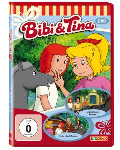 Bibi & Tina: Felix, der Filmstar / Ein unfaires Rennen