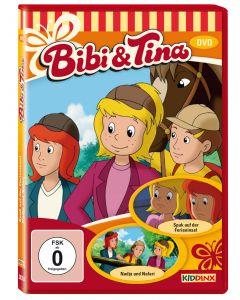 Bibi & Tina: Spuk auf der Ferieninsel / Nadja und Nafari