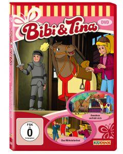 Bibi & Tina: Amadeus verliebt sich / Das Mittelalterfest