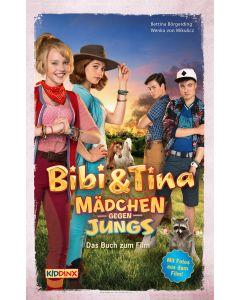 Bibi & Tina: Mädchen gegen Jungs - Buch zum Film