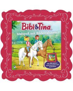 Bibi & Tina: Malspaß mit Bilderrahmen
