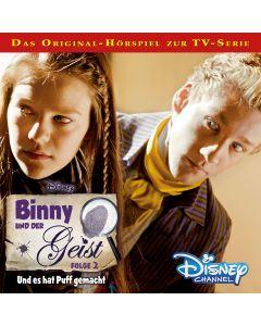 Binny und der Geist: Und es hat Puff gemacht (Folge 2)