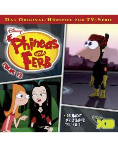 Phineas und Ferb: Die Nacht der Zombies - Teil 1 & 2  (Folge 13)