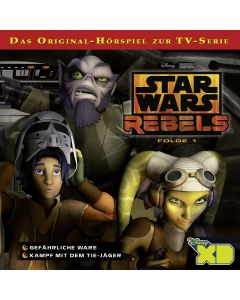 Star Wars Rebels: Star Wars Rebels (Folge 1)