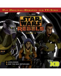 Star Wars Rebels: Star Wars Rebels (Folge 3)