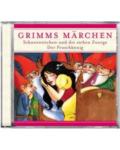 Grimms Märchen: Schneewittchen und die sieben Zwerge / Der Froschkönig