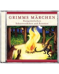 Grimms Märchen: Rumpelstilzchen / Schneeweißchen und Rosenrot