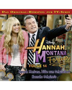 Hannah Montana: Hannah Montana, bitte zum Schulleiter! / .. (Folge 14)