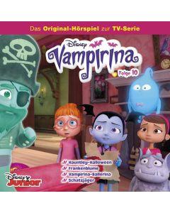Vampirina: Hauntley-Halloween / ... (Folge 10)