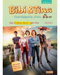 Bibi & Tina: Tohuwabohu total - Erstlesebuch zum Film
