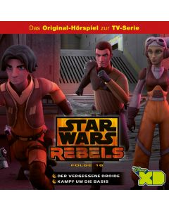 Star Wars Rebels: Star Wars Rebels (Folge 16)