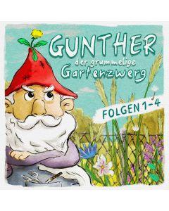 Gunther der grummelige Gartenzwerg: Folge 1-4