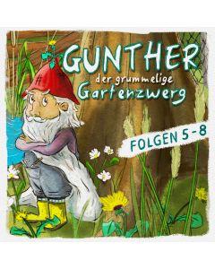 Gunther der grummelige Gartenzwerg: Folge 5-8