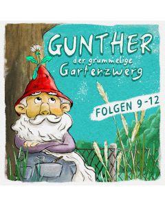 Gunther der grummelige Gartenzwerg: Folge 9-12