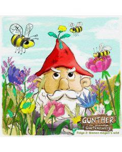 Gunther der grummelige Gartenzwerg: Bienen mögen's wild (Folge 2)