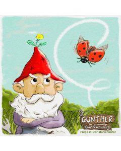 Gunther der grummelige Gartenzwerg: Der Marienkäfer (Folge 9)