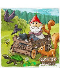 Gunther der grummelige Gartenzwerg: Der Ausflug (Folge 10)