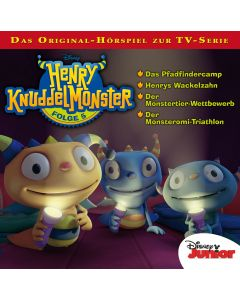 Henry Knuddelmonster: Das Pfadfindercamp / .. (Folge 5)
