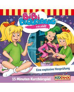 Bibi Blocksberg: erzählt Hexenlaborgeschichten (Folge 9.2)