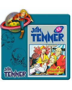 Jan Tenner: Fluch der Silberkugel (Folge 13)