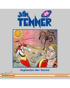 Jan Tenner: Explosion der Sonne (Folge 25)