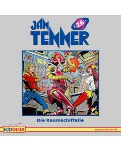 Jan Tenner: Die Raumschifffalle (Folge 26)