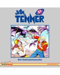 Jan Tenner: Die Steinzeitseuche (Folge 31)