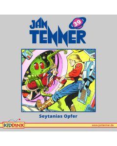 Jan Tenner: Seytanias Opfer (Folge 39)