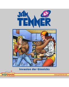 Jan Tenner: Invasion der Ginnicks (Folge 43)