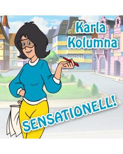 Bibi Blocksberg: SMS-Ton Karla Kolumna Sensationell