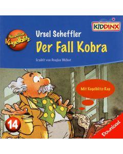 Kommissar Kugelblitz: Der Fall Kobra (Folge 14)