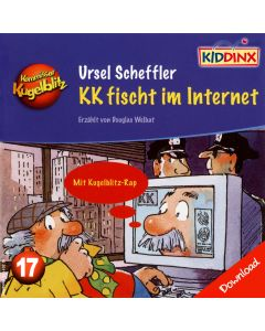 Kommissar Kugelblitz: KK fischt im Internet (Folge 17)