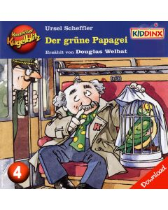 Kommissar Kugelblitz: Der grüne Papagei (Folge 4)