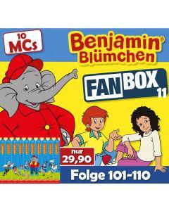 Benjamin Blümchen: 10er MC-Box 11 (Folge 101 - 110)