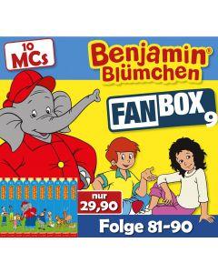 Benjamin Blümchen: 10er MC-Box 9 (Folge 81 - 90)