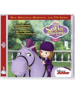 Sofia die Erste: Eine Prinzessin unter Prinzen / .. (Folge 1)