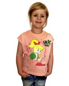 Bibi Blocksberg: Kurzshirt (rosa)