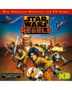 Disney: Star Wars Rebels - Der Funke einer Rebellion
