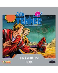 Jan Tenner: Der neue Superheld - Der lautlose Tod (Folge 2)