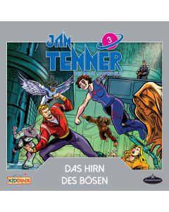 Jan Tenner: Der neue Superheld - Das Hirn des Bösen (Folge 3)