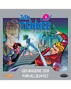 Jan Tenner: Der neue Superheld - Gefangene der Parallelwelt (Folge 4)