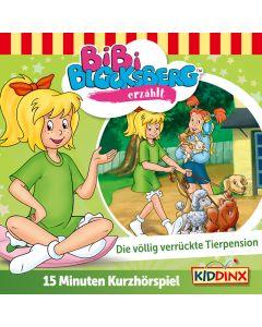 Bibi Blocksberg: erzählt Tiergeschichten (Folge 6.1)