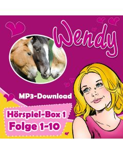Wendy: 10er MP3-Box (Folge 1 – 10)
