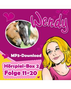 Wendy: 10er MP3-Box (Folge 11 - 20)